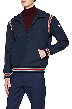 Tommy Hilfiger Men's Nylon Canvas Anorak Jacket