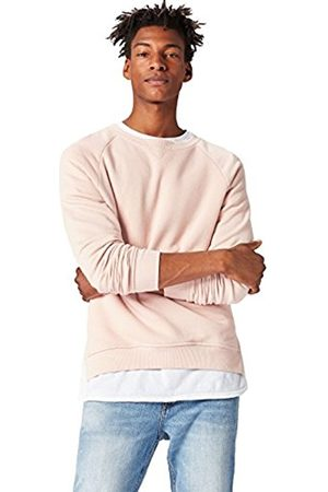 FIND Men's Sweatshirt With Raglan Sleeve In Relaxed Cut