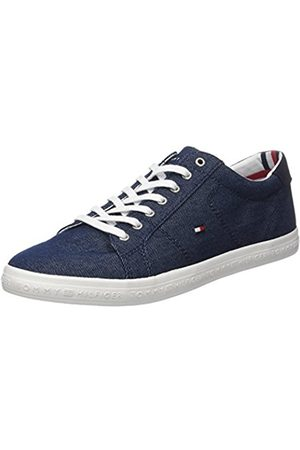 Tommy Hilfiger Men's Essential Long Lace Low-Top Sneakers