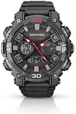 Sekonda Men's Digital Watch with Dial Digital Display and Plastic Strap 1036.05