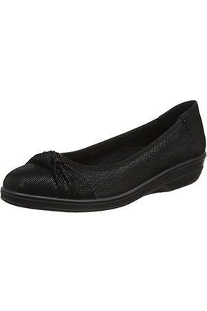 Padders Women's Fiona Closed-Toe Heels