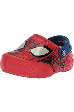 Crocs Fun Lab Spider-Man Lights Clog Kids, Boys Clog