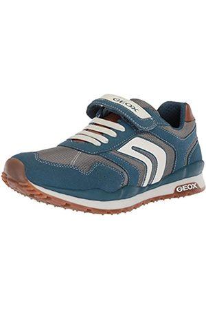 Geox Boys' J Pavel B Low-Top Sneakers