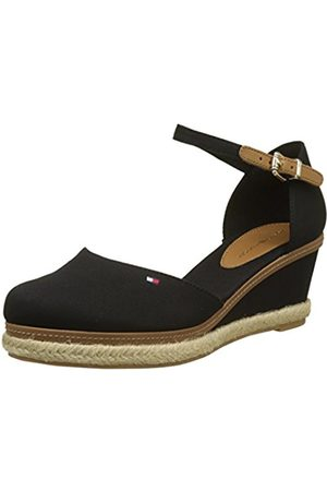 Tommy Hilfiger Women's Iconic Elba Basic Closed Toe Espadrilles, ( 990)