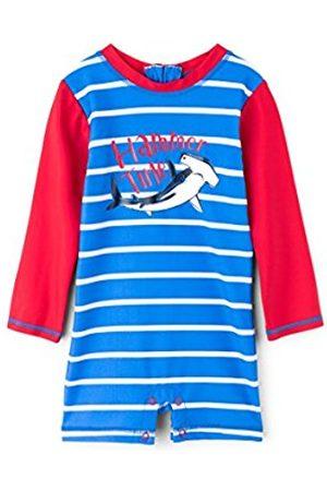 Hatley Baby Boys' Mini Rashguard One-Piece Swimsuit