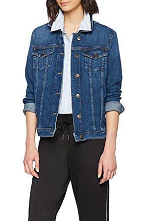 Tommy Hilfiger Women's TJW vivianne Slim Trucker Denim Jacket