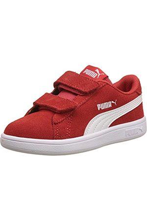 Puma Kids Smash v2 SD V PS Low-Top Sneakers, High Risk