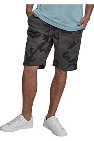 Urban classics Men's Camo Joggshorts Shorts