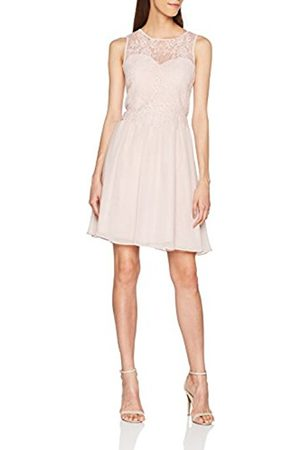 Dorothy Perkins Women's Lola Prom Party Dress, (Blush)