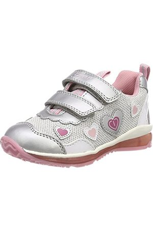 Geox Baby Girls' B Todo A Low-Top Sneakers