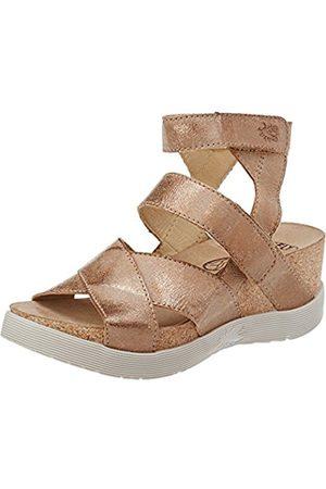 Fly London Women's Wege669Fly Ankle Strap Sandals