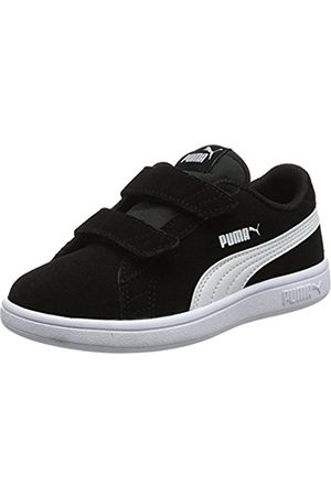 Puma Unisex Kids' Smash V2 SD V PS Low-Top Sneakers