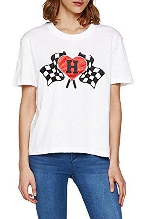 df6002075b0a Tommy Hilfiger stone-heart women s clothing