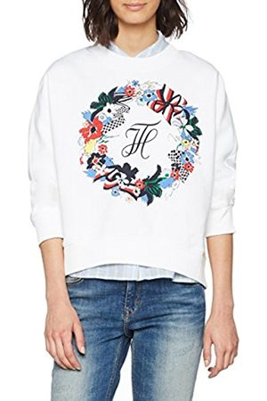 Tommy Hilfiger Women's Celsa Graphic Hwk LS Sweatshirt