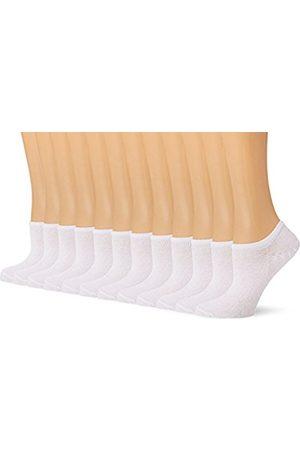FM London Men's Low Cut Invisible Ankle Socks