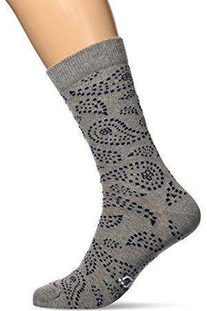 Besocks 00299, Socksed (Grey/Navy)
