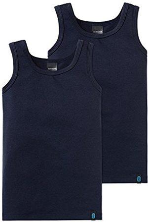 Schiesser Boy's 95/5 2pack Hemd 0/0 Vest