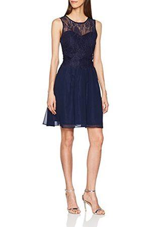 Dorothy Perkins Women's Lola Party Dress, (Navy)