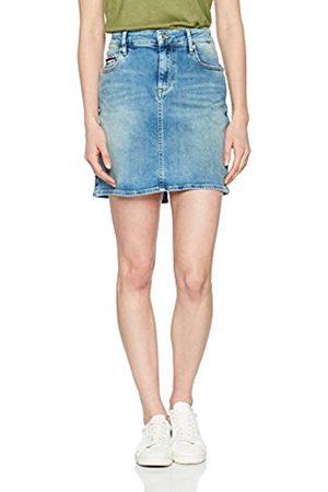 Tommy Hilfiger Women's Heidi-Slim Denim Skirt