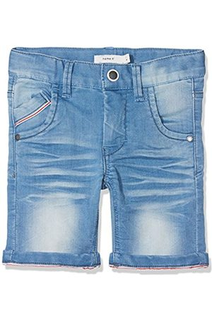 Name it Boy's Nkmsofus Dnmtravis 1003 Long Noos Shorts