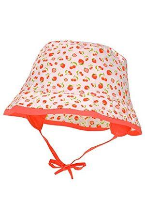 maximo Baby Girls' Hut Früchte Ohrenklappen Bindeband Hat