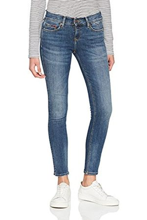 Tommy Hilfiger Women's Mid Rise Nora 7/8 Vmblst Skinny Jeans