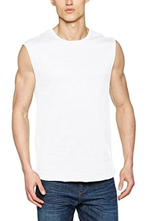 Urban classics Men's Open Edge Sleeveless Tee T-Shirt
