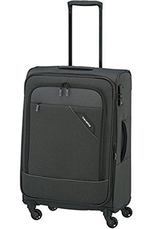 Elite Models' Fashion DERBY 4-Rad Trolley M erweiterbar, 87548-04 Hand Luggage, 66 cm, 69 liters