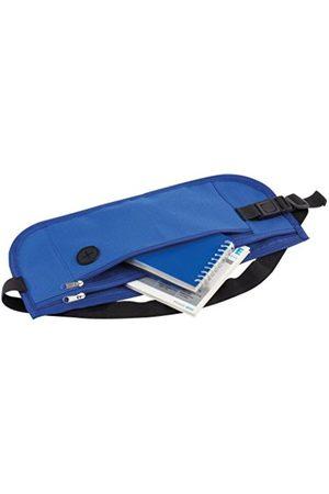 eBuyGB Hidden/Discreet Zipped Money Waist Belt for Travel Protect Your Valuables Bum Bag Passport Wallet