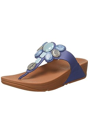 FitFlop Women's honeybee Toe-Thong Flip Flops