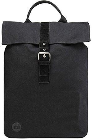 Mi-Pac Canvas Backpack   Casual Vintage Style Minimalist Rucksack   Work, Travel, Student, School, Laptop, Shoulder Bag   For Men, Women, Boys