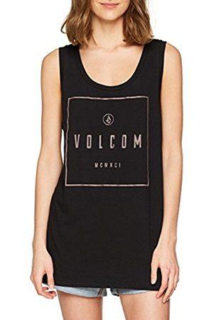 Volcom Women's Z For Zebra Scoop Neck Bikini Tankini Top