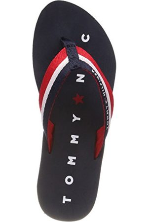Tommy Hilfiger Women's Tommy Loves Ny Beach Sandal Flip Flops