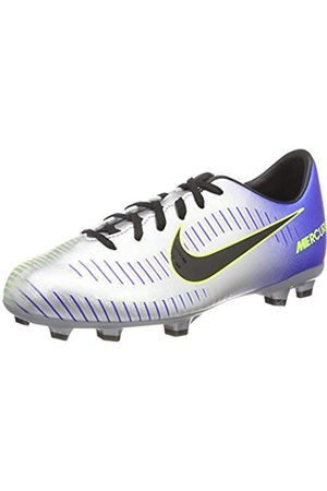 64db93bab Nike Unisex Kids  Jr Mercurial Victory VI Neymar FG Footbal Shoes. Amazon