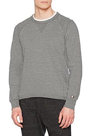 Champion Men's Crewneck C-Logo Sweatshirt