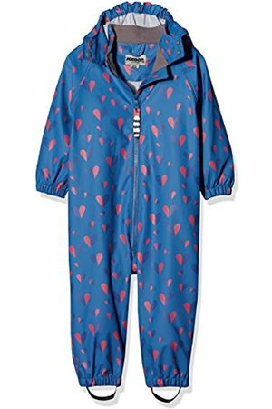 Racoon Baby Girls' Puk Regenanzug (Wassersäule 5000) Rain Jacket