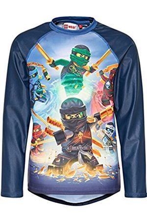 LEGO® wear Boy's Lego Ninjago Thomas 421-UV Schwimmshirt Langarm Lsf 50+ Swim Trunks