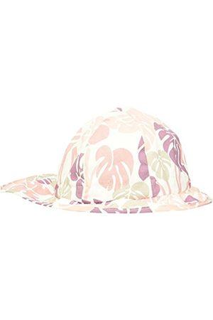Melton Baby Girls' Sonnenhut MIT Nackenschutz UV30+, Summer Cap