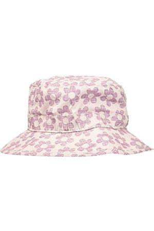 Melton Baby Girls' Sonnenhut MIT Schmaler Krempe UV30+ Cap