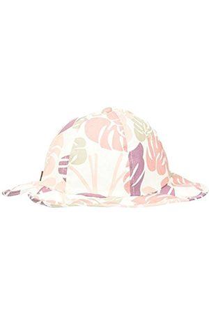 Melton Baby Girls' Sonnenhut MIT Schmaler Krempe UV30+, Summer Cap