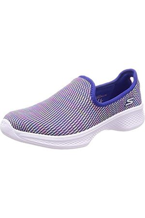Skechers Girls' 81165L Slip On Trainers