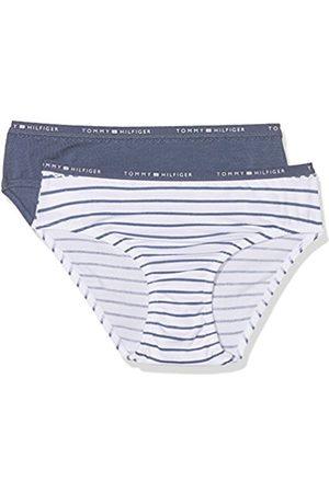 Tommy Hilfiger Girl's 2p Stripe Bikini