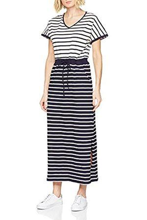 Blue Seven Women's Kleid V-Ausschnitt Dress