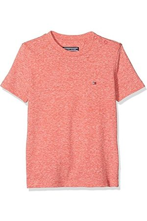 Tommy Hilfiger Baby Boys' Ame Triblend CN Knit S/s T-Shirt