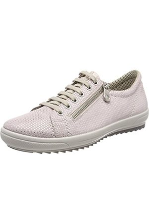 Womens M6224 Low-Top Sneakers, Silver, 3.5 UK Rieker