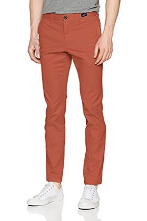 Tommy Hilfiger Men's Denton Chino STR Pima Ctn Not Applicable Chino Trouser