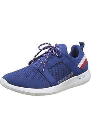 Tommy Hilfiger Men's Technical Material Mix Low-Top Sneakers