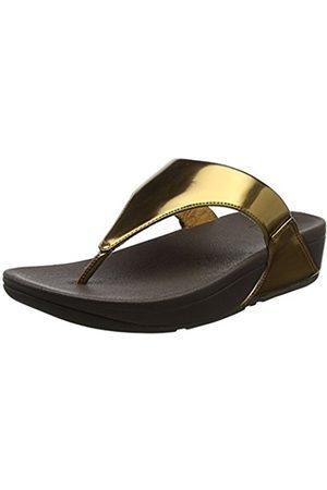 9c26fee0de8b FitFlop Women s Lulu Thong Mirror Open Toe Sandals .