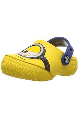 Crocs Fun Lab Minions Clog, Unisex Kids Clog