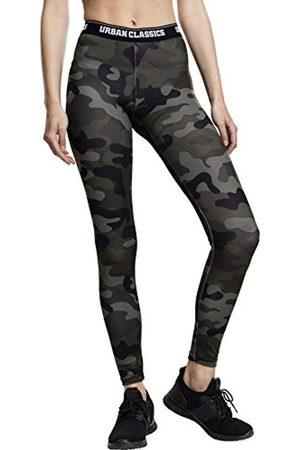 Urban classics Women Leggings & Treggings - S Women's Ladies Camo Logo Leggings